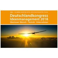 Deutschlandkongress Ideenmanagement 2018