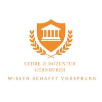 Lehre und Dozentur Gernhuber