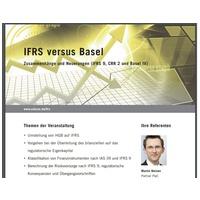 IFRS versus Basel