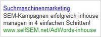 Google Adwords-Kampagnen erfolgreich managen