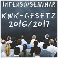 Intensivseminar KWK-Gesetz 2016/2017