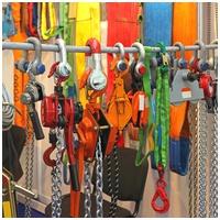 Befähigte Person zur Prüfung von Seilen, Ketten, Hebebändern