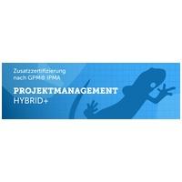 Projektmanagement Zertifizierungslehrgang hybrid+ (GPM)