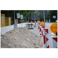 Baustellensicherung an Straßen 1-tägig