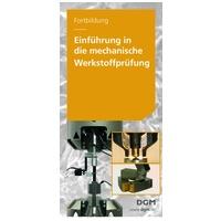 Einführung in die mechanische Werkstoffprüfung