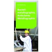 Bauteilmetallographie