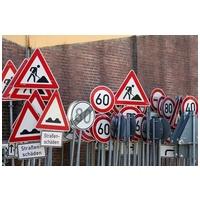 Verkehrsrechtliche Anordnung von Arbeitsstellen an Straßen