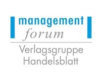 Management Forum der Verlagsgruppe Handelsblatt GmbH