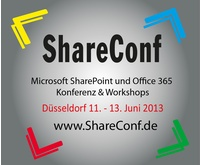 ShareConf 2013