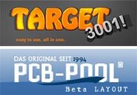Rapid SMD-Prototyping mit PCB-POOL und Target 3001!