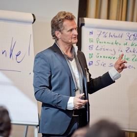 Trainer, Speaker, Coach Schlagfertig zum Erfolg!  - Sven Sander