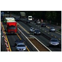 Sicherung von Arbeitsstellen an Autobahnen (inkl. Nachtbaustellen)