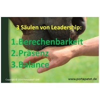 Die Kunst der Führung
