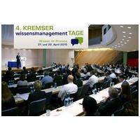 4. Wissensmanagement Tage in Krems Österreich