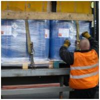Ladungssicherung mit Gefahrgut (BKrFQG)