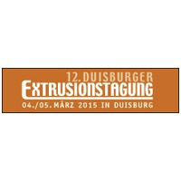 12. Duisburger Extrusionstagung 2015