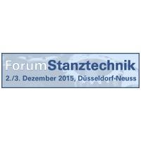 Forum Stanztechnik 2015