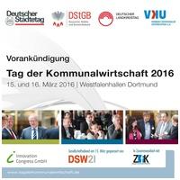 Tag der Kommunalwirtschaft 2016