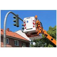 Sicherer Umgang mit Hubarbeitsbühnen