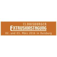 Duisburger EXTRUSIONSTAGUNG 2016
