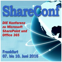 ShareConf 2016