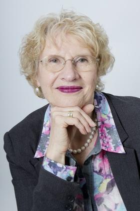 Trainer, Speaker Mit Rhetorik begeistern - Gudrun Fey