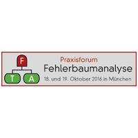 FTA-Praxisforum Fehlerbaumanalyse 2016 - Workshop 1 - Grundlagen