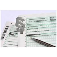 Einkommensteuer für Buchhalter