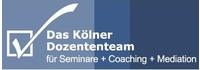 Das Kölner Dozententeam für Seminare + Coaching + Mediation