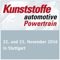 Kunststoffe automotive Powertrain 2016
