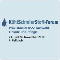 KühlSchmierStoff-Forum 2016