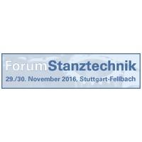 Forum Stanztechnik 2016