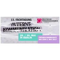 13. Tagung Interne Kommunikation
