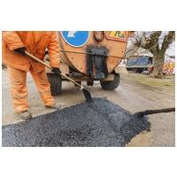 Wiederherstellung von Verkehrsflächen nach Aufgrabungen